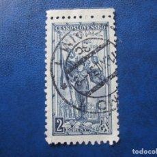 Sellos: -CHECOSLOVAQUIA 1934, ANIV.LEGION CHECOSLOVACA, YVERT 287. Lote 180160278