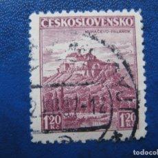 Sellos: -CHECOSLOVAQUIA 1936, YVERT 311. Lote 180163713