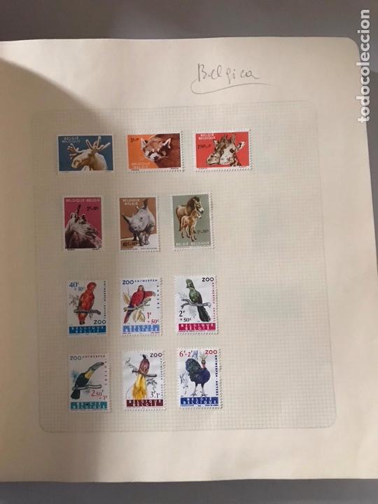 Sellos: Álbum de sellos del mundo ver fotos - Foto 3 - 180881942