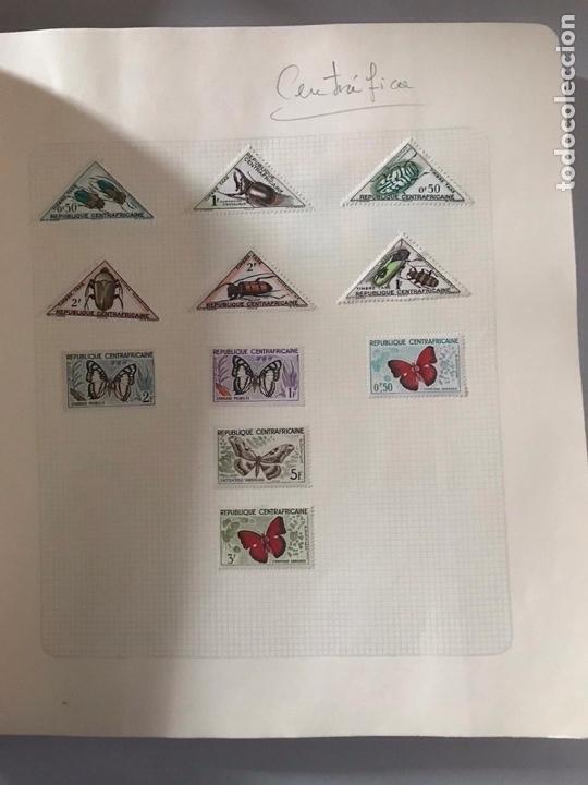 Sellos: Álbum de sellos del mundo ver fotos - Foto 5 - 180881942