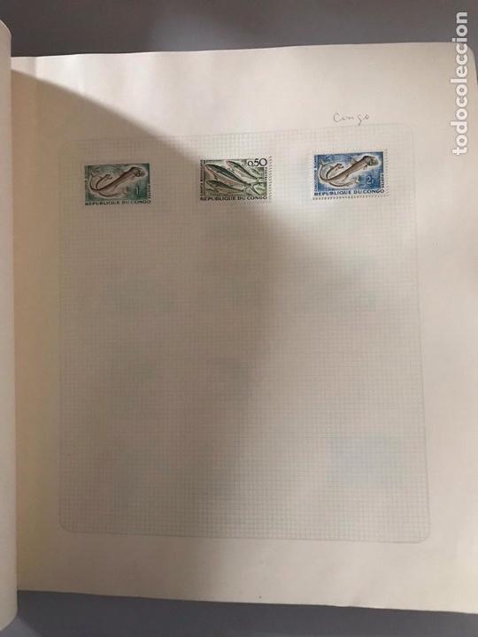 Sellos: Álbum de sellos del mundo ver fotos - Foto 10 - 180881942