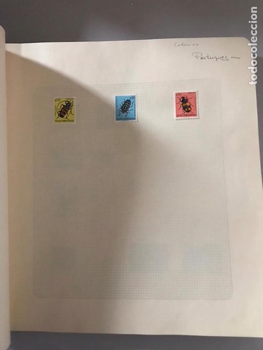 Sellos: Álbum de sellos del mundo ver fotos - Foto 12 - 180881942