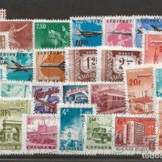 Sellos: R35/ MUNDO, BONITOS SELLOS MUNDIALES, ANTIGUOS, USADOS. Lote 183423377