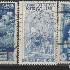 Sellos: LOTE C SELLOS ITALIA CLAVES. Lote 186659247
