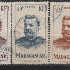 Sellos: LOTE C SELLOS MADAGASCAR. Lote 186663767