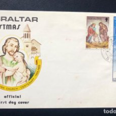 Sellos: SOBRE DE PRIMER DÍA CHRISTMAS 1985 NAVIDAD . Lote 189526031