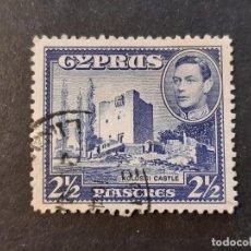 Sellos: CHIPRE CYPRUS, 1938-51 YVERT 139. Lote 191334675