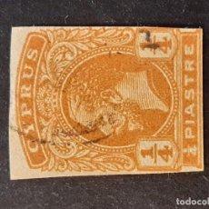 Sellos: CHIPRE CYPRUS, ENTERO POSTAL. Lote 191335197