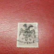 Sellos: ALBANIA LA LIGA DE LOS BALCANES EXPULSA A LOS OTOMANOS 1912 1913.. Lote 194167896