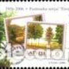 Sellos: SELLO USADO DE LETONIA, YT 630. Lote 194294902