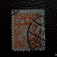 Sellos: /24.02/-LITUANIA-1940-3 S.. Y&T 250 EN USADO /º/. Lote 195060617