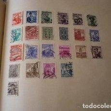 Sellos: REPÚBLICA DE OSTERREICH - LOTE DE 23 SELLOS. Lote 198037185