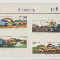 Sellos: LOTE B-SELLOS CAMIONES MAQUINARIA. Lote 198613921