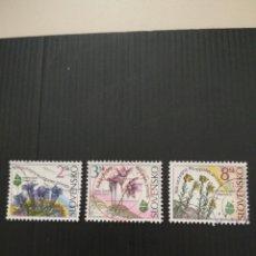 Sellos: SELLOS DE ESLOVAQUIA. Lote 198614581