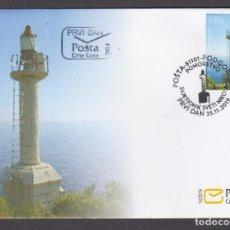 Francobolli: MONTENEGRO 2019 FARO SPD DE SAN NICOLAS. Lote 199824077