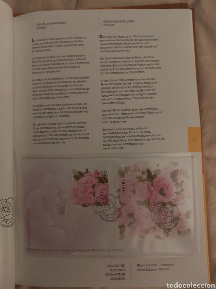 Sellos: Servicio Postal de Chipre 2011: Sellos y Sobres / Dos libros, 35 paginas cada libro. - Foto 9 - 201811405