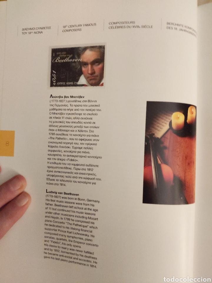 Sellos: Servicio Postal de Chipre 2011: Sellos y Sobres / Dos libros, 35 paginas cada libro. - Foto 22 - 201811405