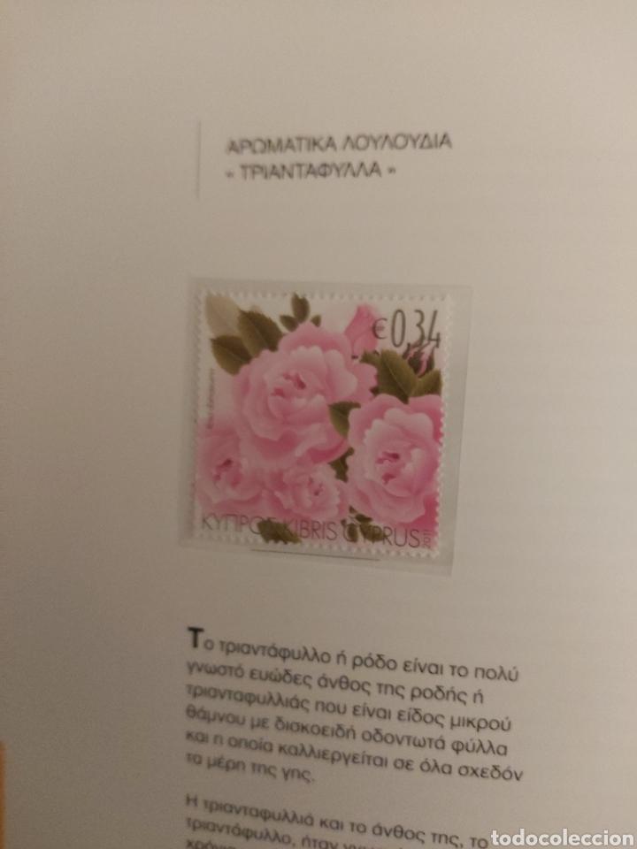 Sellos: Servicio Postal de Chipre 2011: Sellos y Sobres / Dos libros, 35 paginas cada libro. - Foto 27 - 201811405