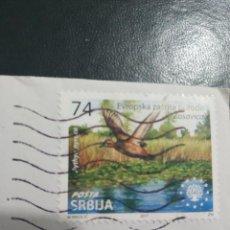 Sellos: SELLOS REPUBLICA DE SERBIA. Lote 205597953