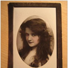 Sellos: SOUTH WALES GB UK THE ROTARY REAL PHOTOGRAPHIC OPALETTE SERIES BILLIE BURKE 1909. Lote 223071977