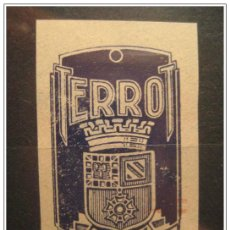 Sellos: FRANCE DIJON TERROT ARM ADVERTISE PUBLICITY POSTER STAMP. Lote 206021096
