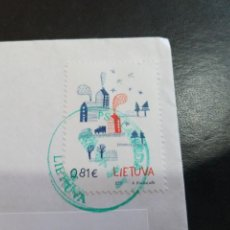 Selos: SELLOS LITUANIA. Lote 206128933