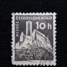 Sellos: CHECOSLOVAQUIA, 10H, BEZDEZ, AÑO 1960. SIN USAR. Lote 210140578
