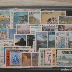 Sellos: SELLOS VARIADOS DE EUROPA NUEVOS LOS DE LA FOTO. Lote 210461545