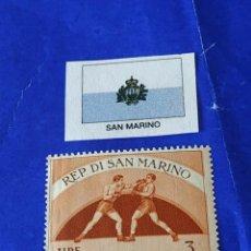 Sellos: SAN MARINO D2. Lote 212140743