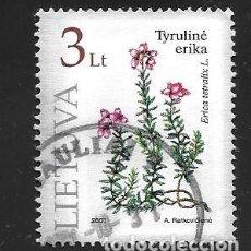 Sellos: LITUANIA. Lote 222272633