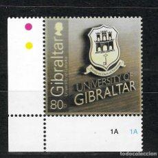 Sellos: GIBRALTAR Nº 1707 (**). Lote 222604763