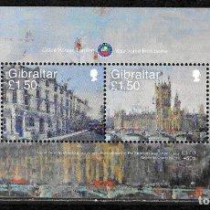 Sellos: GIBRALTAR Nº HB 136 (**). Lote 222635930