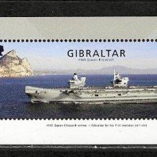 Sellos: GIBRALTAR Nº HB 131 (**). Lote 222636118