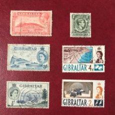 Sellos: GIBRALTAR. Lote 230099805
