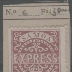 Sellos: LOTE D- SELLO SAMOA MAS DE 300 EUROS CATALOGO. Lote 231597020