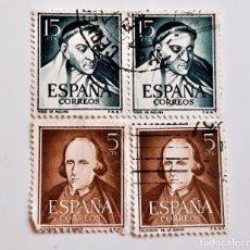 Sellos: ESPAÑA LOTE DE SELLOS STAMP. Lote 253178550