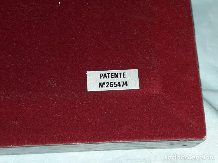 Sellos: Cuadro colección 6 antiguos sellos con moldura y cristal de protección, Marca Rosendo. - Foto 10 - 235290480
