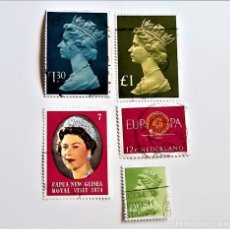 Timbres: EUROPA LOTE DE SELLOS STAMP. Lote 236016570