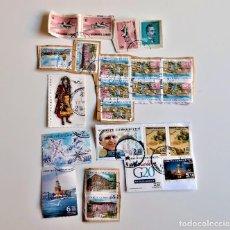 Sellos: TURQUIA LOTE DE SELLOS STAMP. Lote 236045820