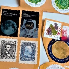 Timbres: USA LOTE DE SELLOS STAMP. Lote 236046725