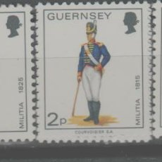 Timbres: LOTE J-SELLOS GUERNSEY NUEVOS. Lote 237702950