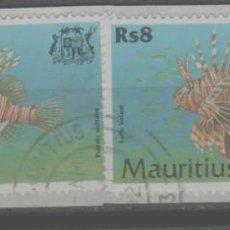 Selos: LOTE J-SELLOS MAURITIUS FAUNA. Lote 237705745