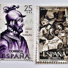 Sellos: ESPAÑA LOTE DE SELLOS STAMP. Lote 240348870