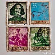Sellos: ESPAÑA LOTE DE SELLOS STAMP. Lote 240350405