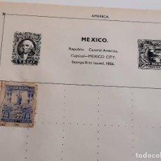 Sellos: MEXICO SELLO STAMP. Lote 240350990