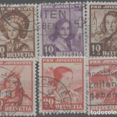 Timbres: LOTE Q-SELLOS SUIZA. Lote 242824500