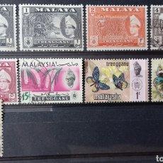 Sellos: SELLOS DE TERENGGANU (TRENGGANU). Lote 244153070