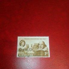 Sellos: 1964 GIBRALTAR SHAKESPEARE. Lote 246163505