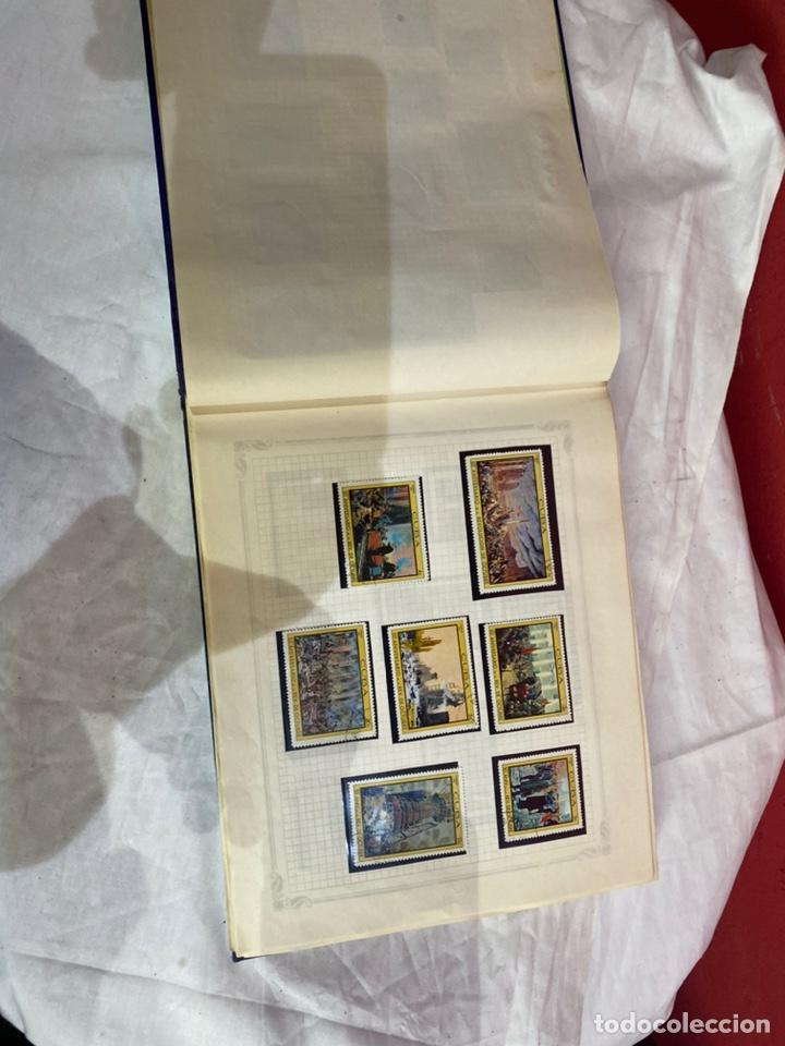 Sellos: Album de sellos antiguo internacionales - Foto 3 - 253624090