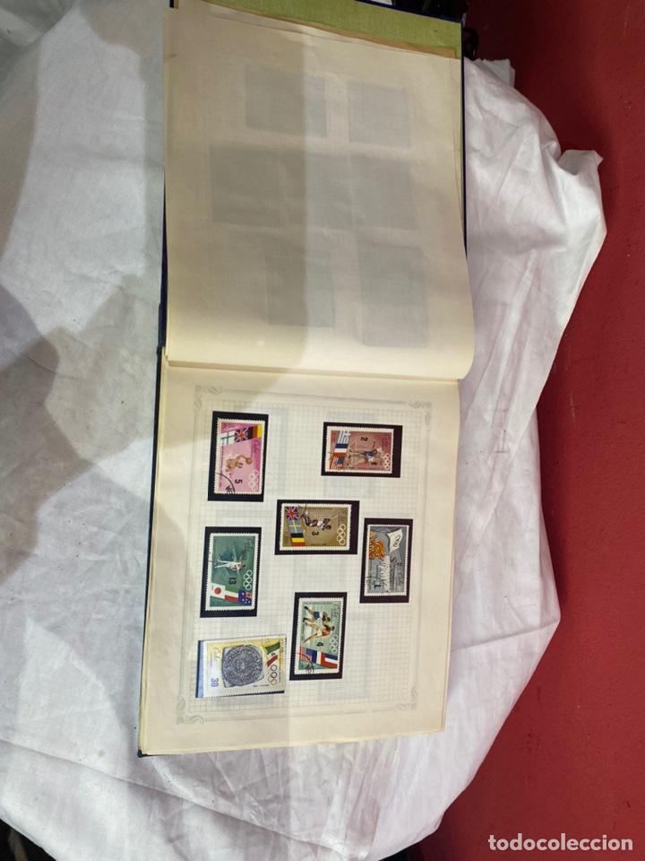 Sellos: Album de sellos antiguo internacionales - Foto 4 - 253624090